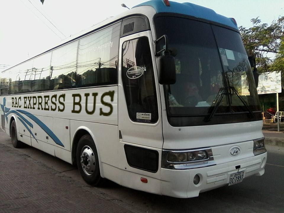 Từ tphcm đi Phnom penh vé xe khuyến mãi chỉ còn 180K