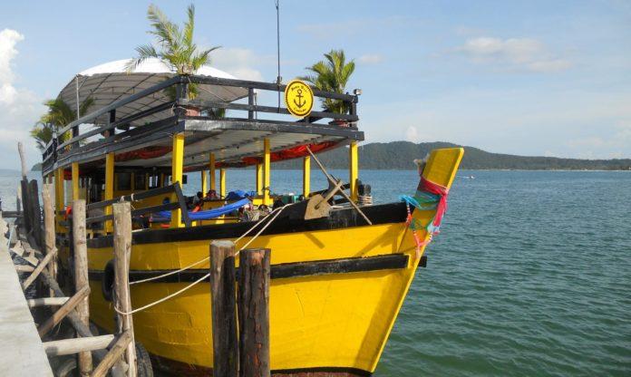 Gói combo vé tàu xe đi thiên đường Koh Rong - Koh Rong Samloem nhé!