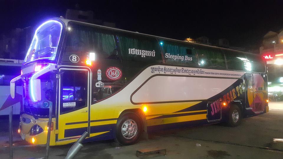 15037140 1145395152243295 4124675063933184230 n - Vé xe buýt đêm từ Sihanoukville đến TPHCM